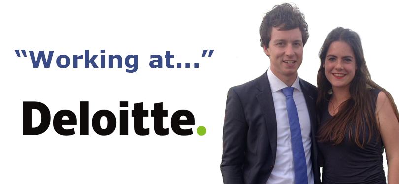 Banner Deloitte