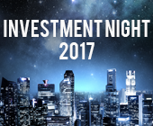 Investment Night 2017: Looking Back