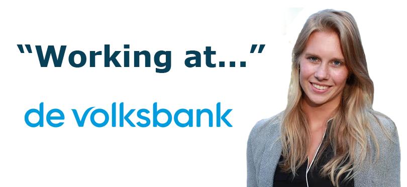 Banner De Volksbank