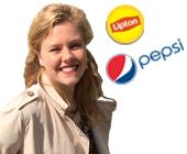 Stage bij Pepsi Lipton