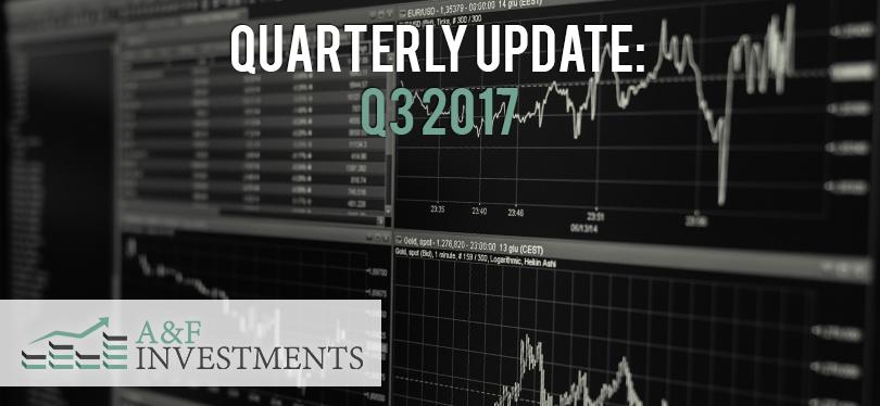 A F Investments Third Quarter