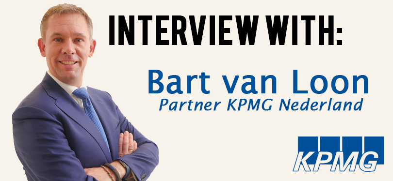 Interview with Bart van Loon, Partner KPMG Advisory - Faces Online