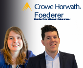 Working at Crowe Horwath Foederer