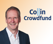 Interview with Jeroen ter Huurne, CEO Collin Crowdfund