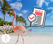 Audit in het Caribisch gebied: Een kans van je leven
