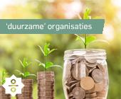 Het groene masker van 'duurzame' organisaties