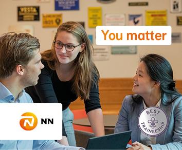 Interview met Kees van Kalveen – Chief Financial Officer Nationale Nederlanden Bank