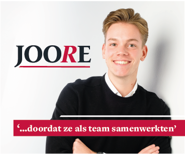 Working together at Joore