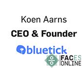 Interview met Koen Aarns – CEO van Bluetick